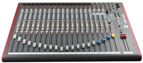 Image of   Allen & Heath ZED 22 FX