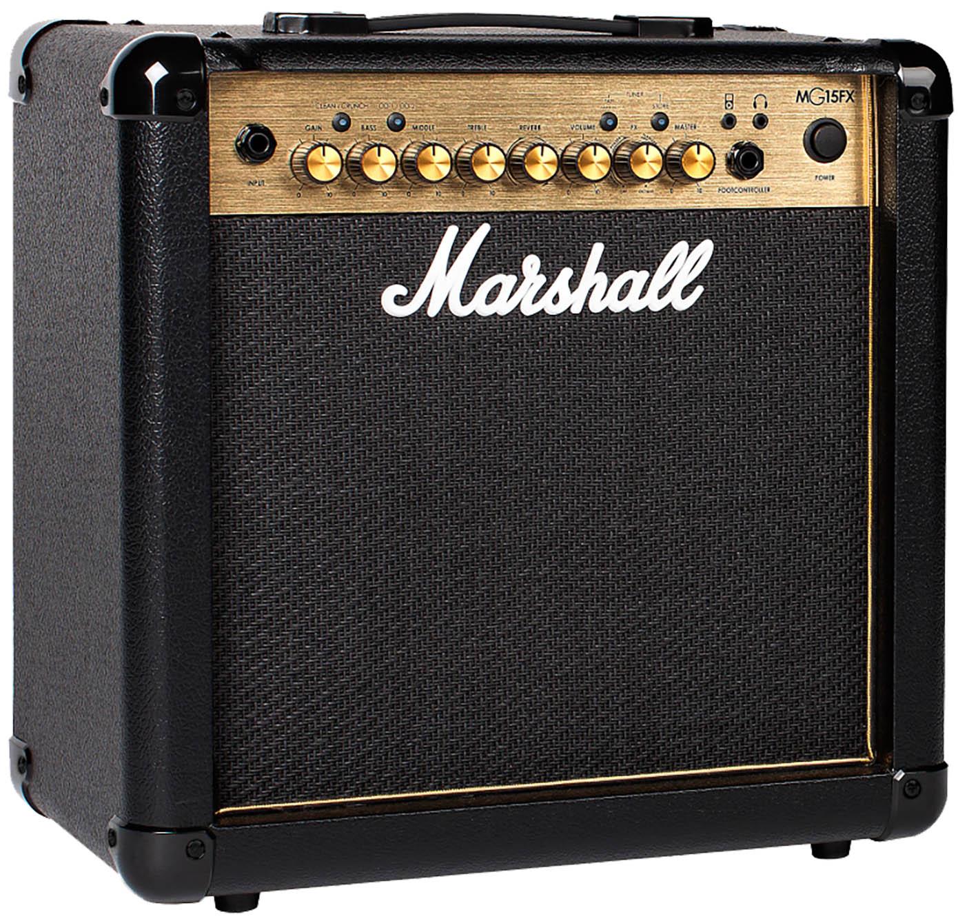 Marshall MG-15GFX Combo guitarforstærker