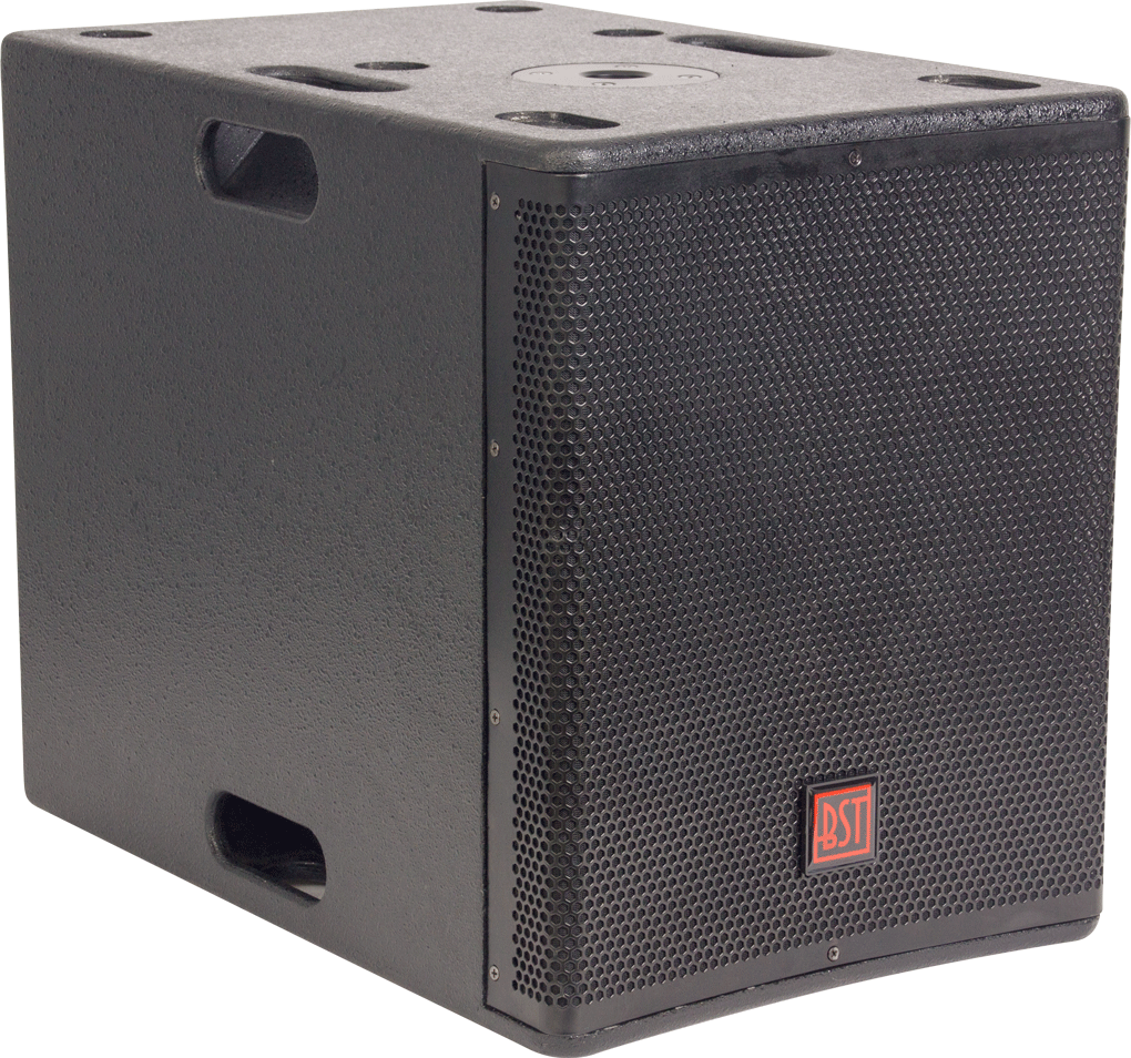 "Image of   BST SA12DSP 12"" Aktiv subwoofer 800 watt"