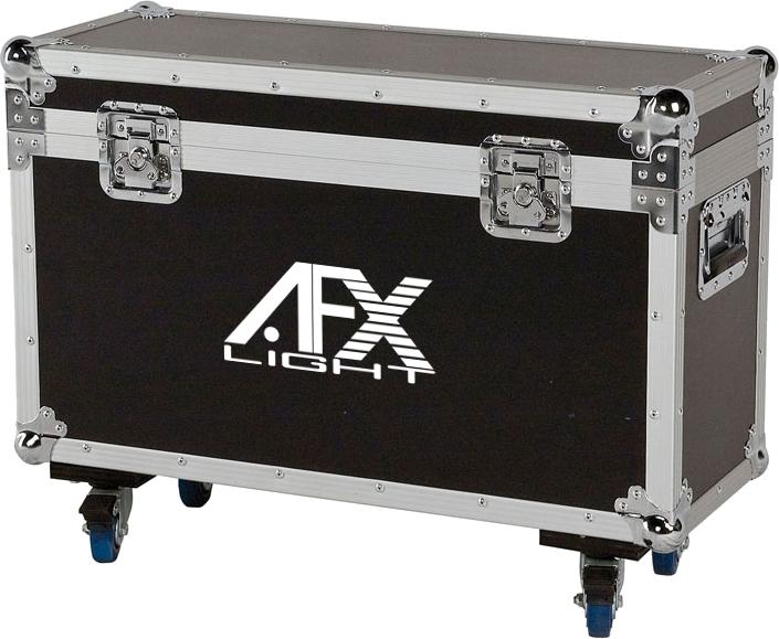 Image of   AFX Flightcase til 2 x 10R Moving Head