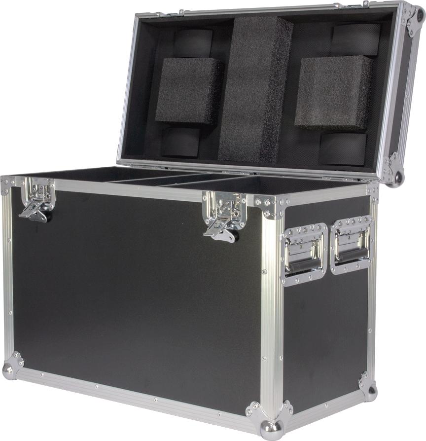 Image of   AFX Flightcase til 2 x Hotbeam 3R Moving Head