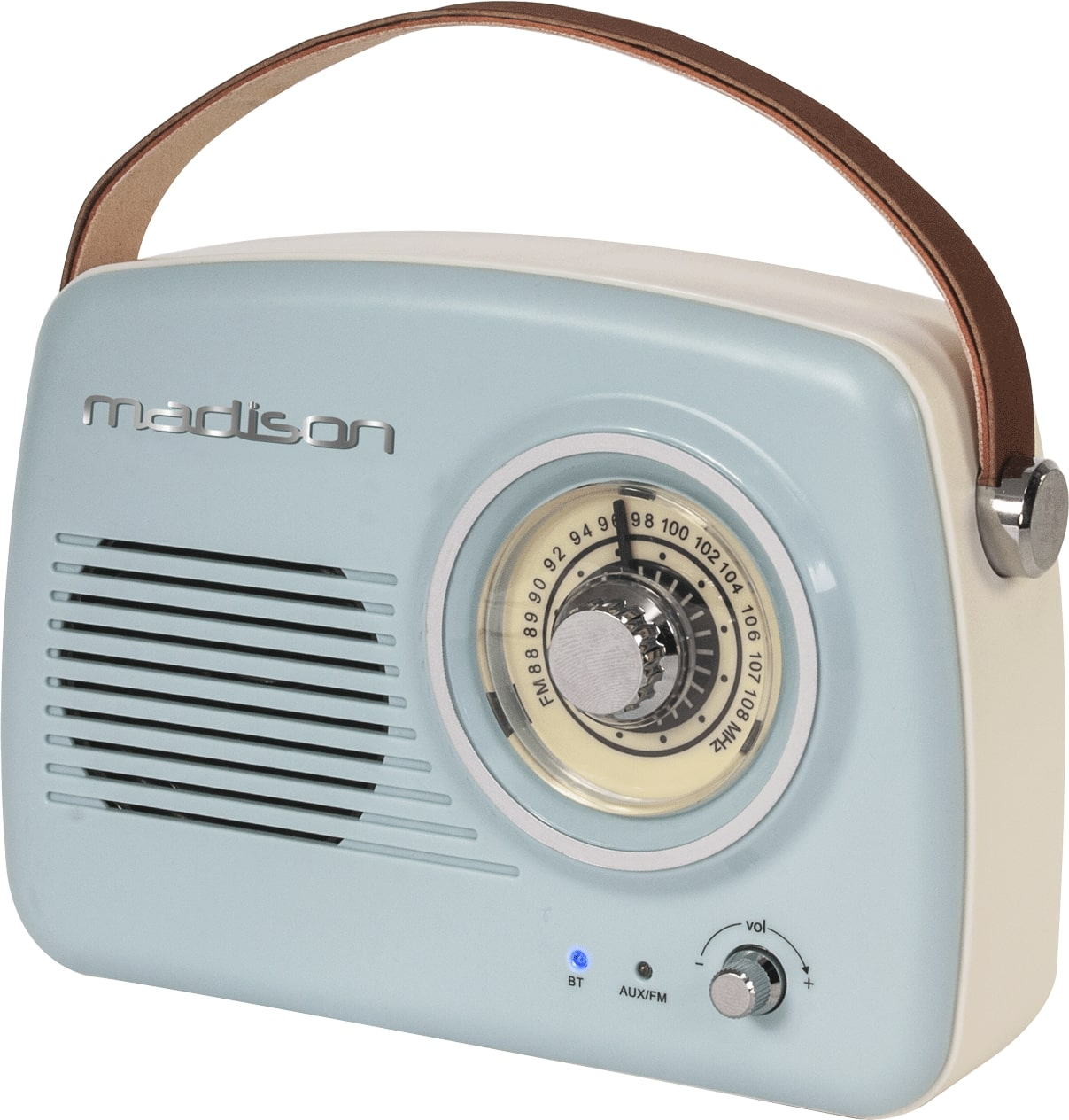 Madison retro radio m. bluetooth & FM
