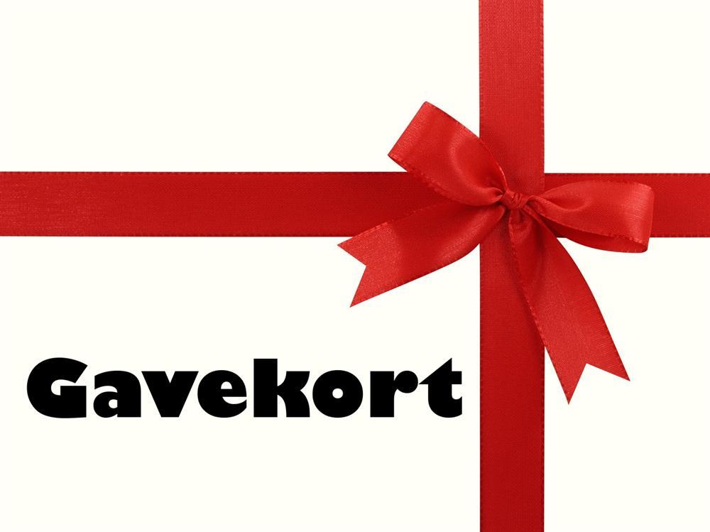 Image of   XL Gavekort (e-mail)