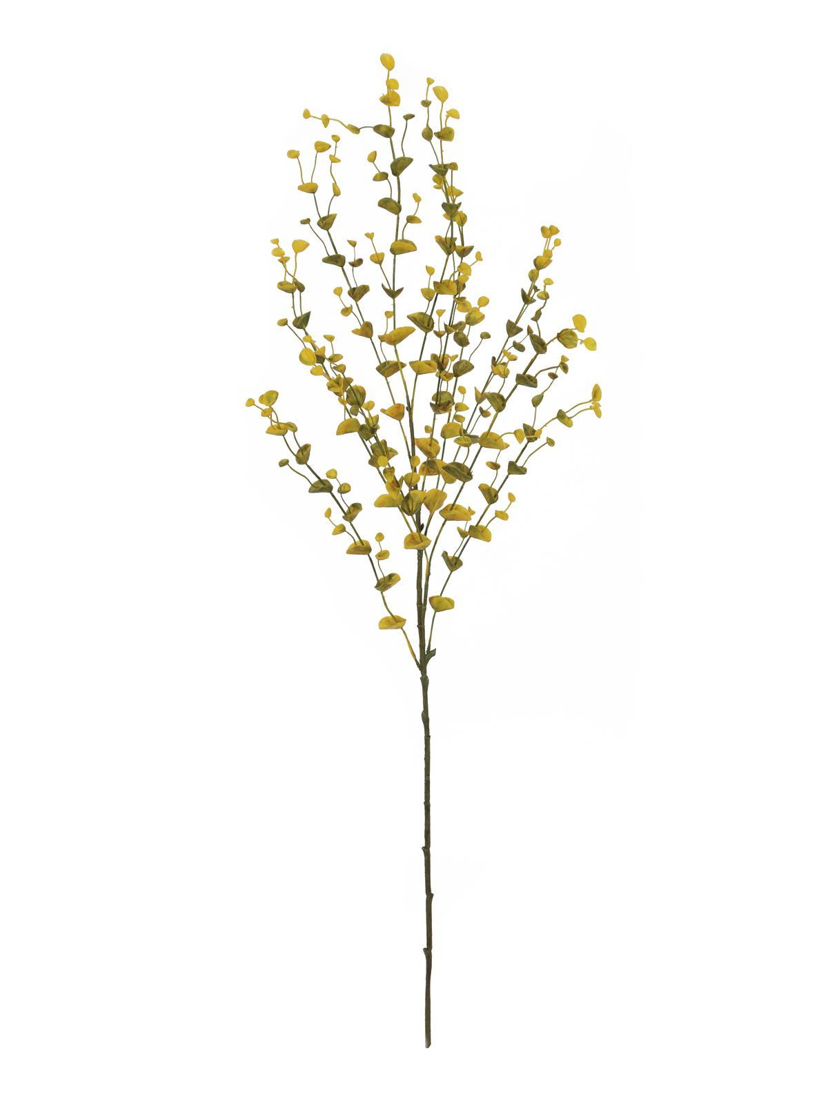 Image of   Kunstig Eucalyptus spray, yellow-green, 110cm