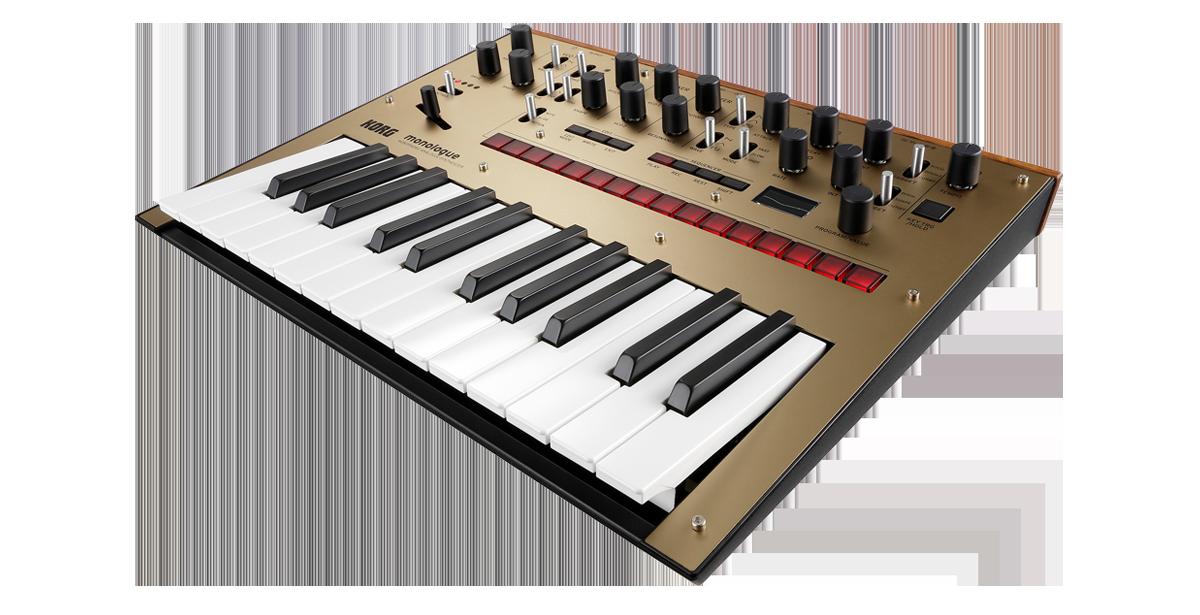 Image of   Korg Monologue Gold Synthesizer