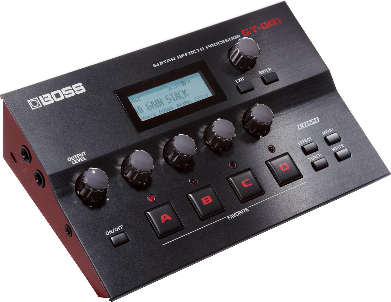 Image of   Boss GT-001