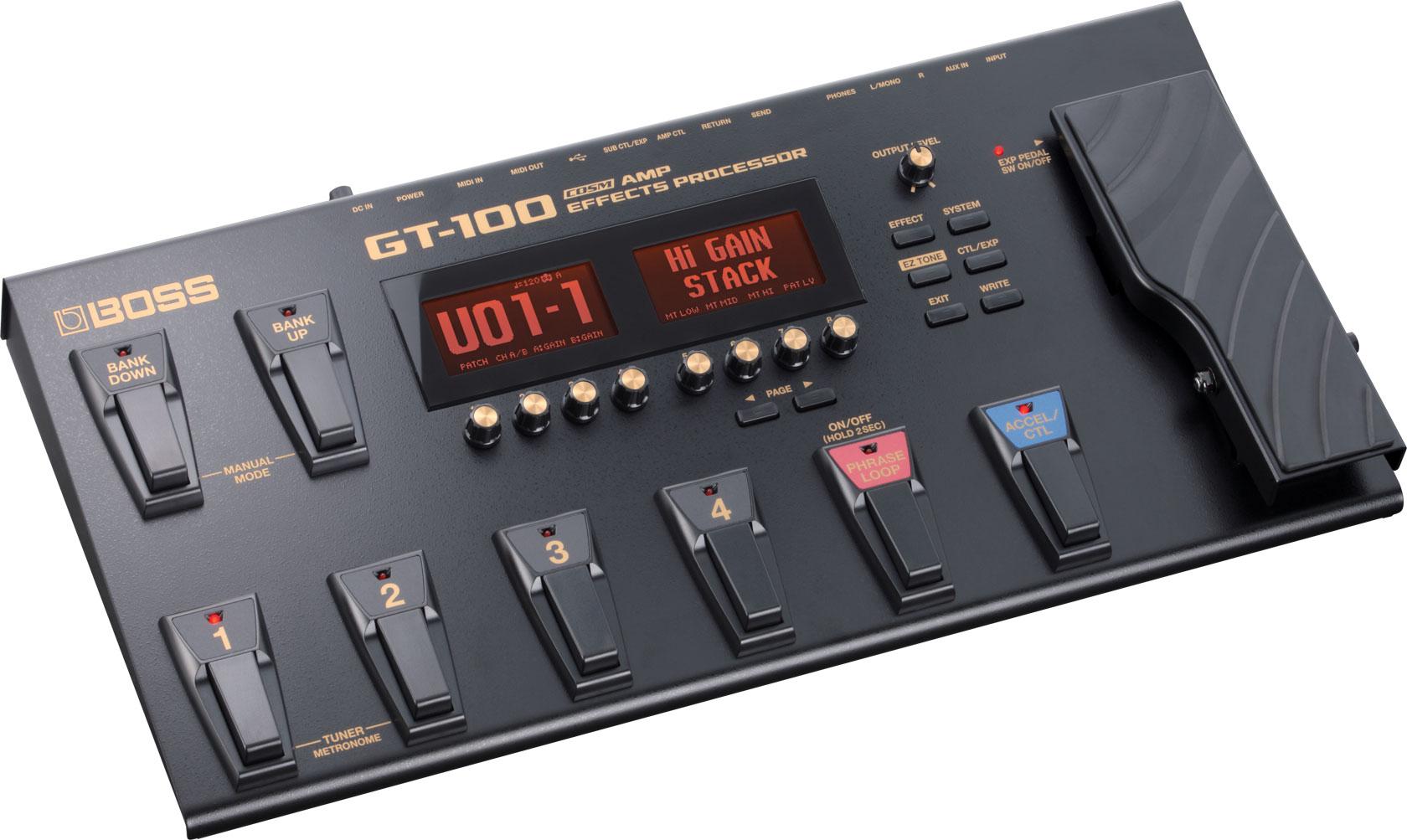 Image of   Boss GT-100