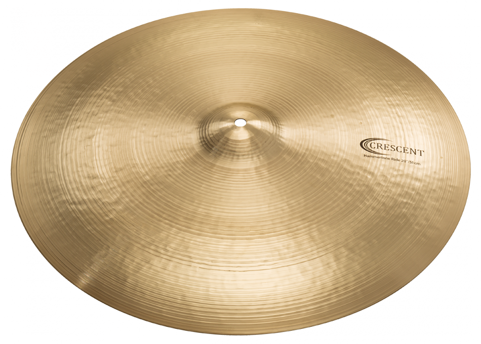 "Image of   Sabian 20"" Crescent Hammertone Ride"