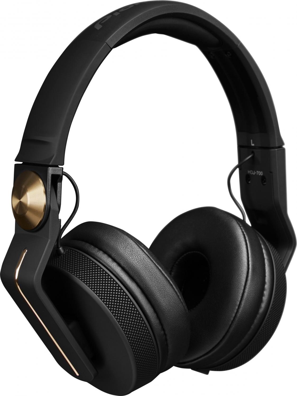Image of   Pioneer HDJ-700-N DJ hovedtelefon - Guld
