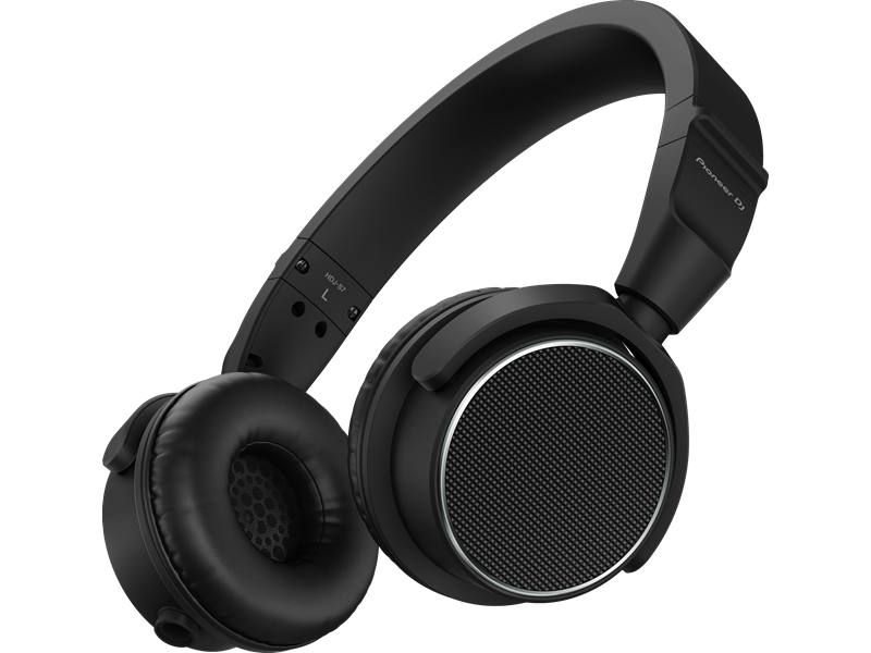 Image of   Pioneer HDJ-S7 DJ hovedtelefon Sort