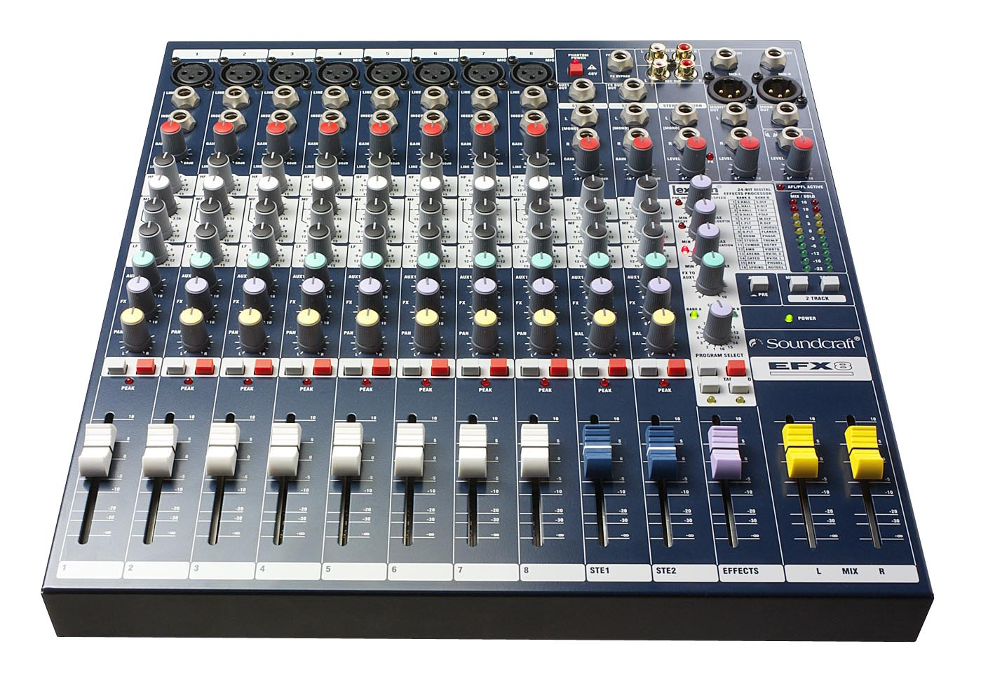 Image of   Soundcraft EFX8