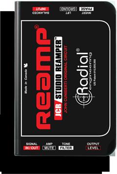 Image of   Radial Reamp Jcr Studio Reamper