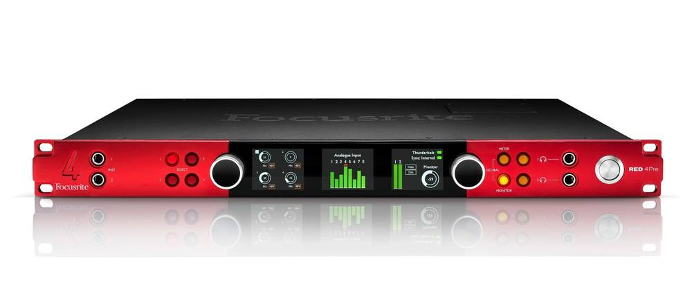 Image of   Focusrite Red 4Pre