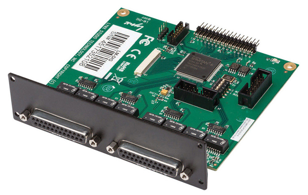 Image of   Lynx AES expander modul for Aurora(n) converter