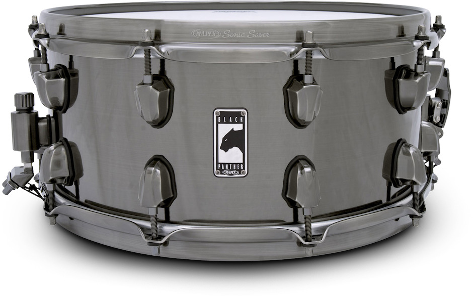 "Mapex 14x6,5"" Black Panther Machete Lilletromme"