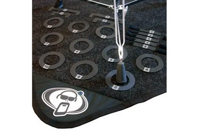 Image of   Protection Racket nummererede markører
