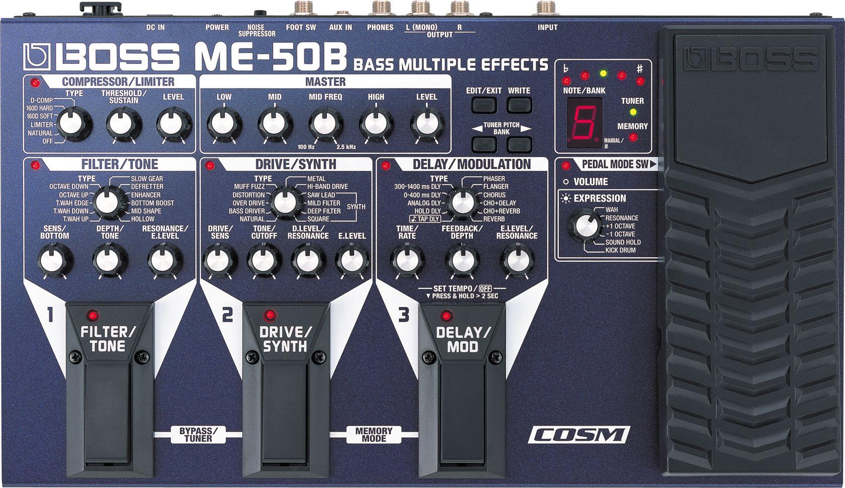 Image of   Boss ME-50B