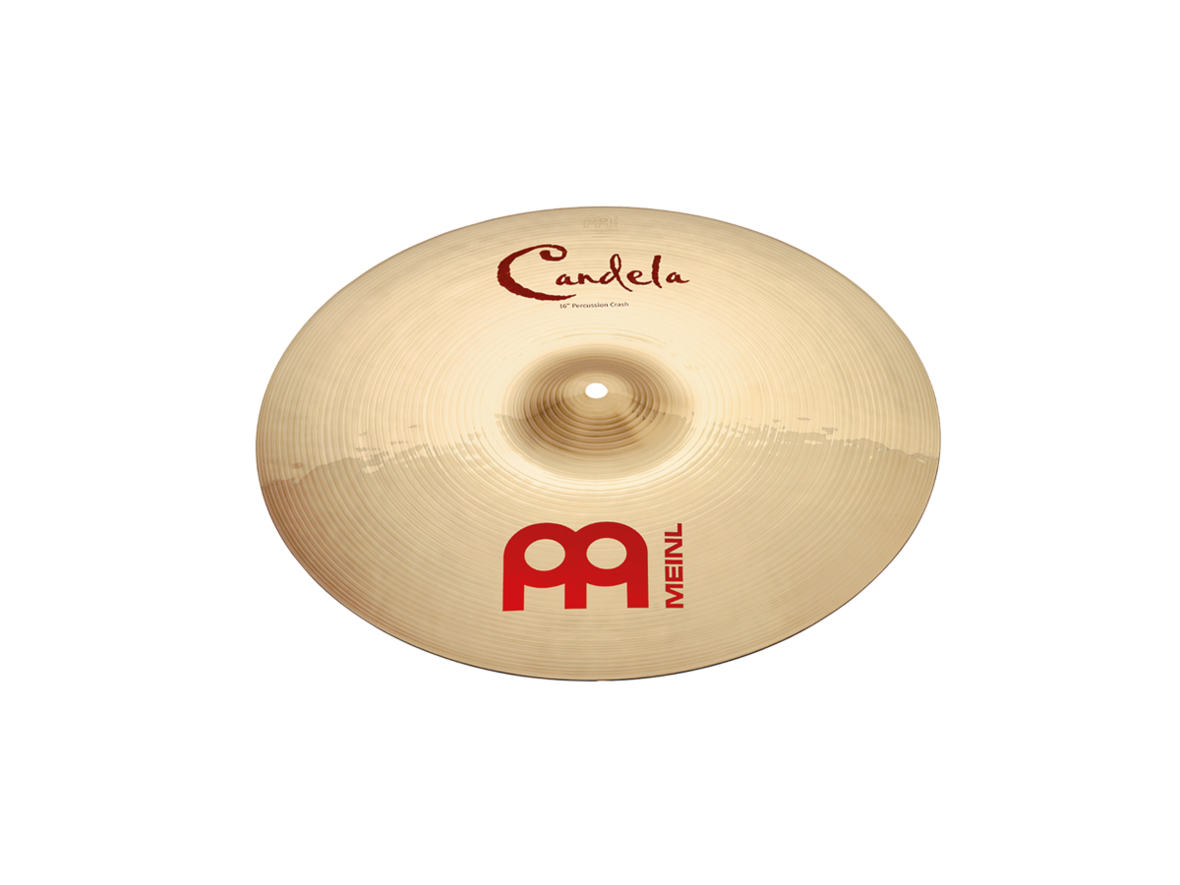 "Image of   Meinl 18"" Candela Percussion Crash/Ride"