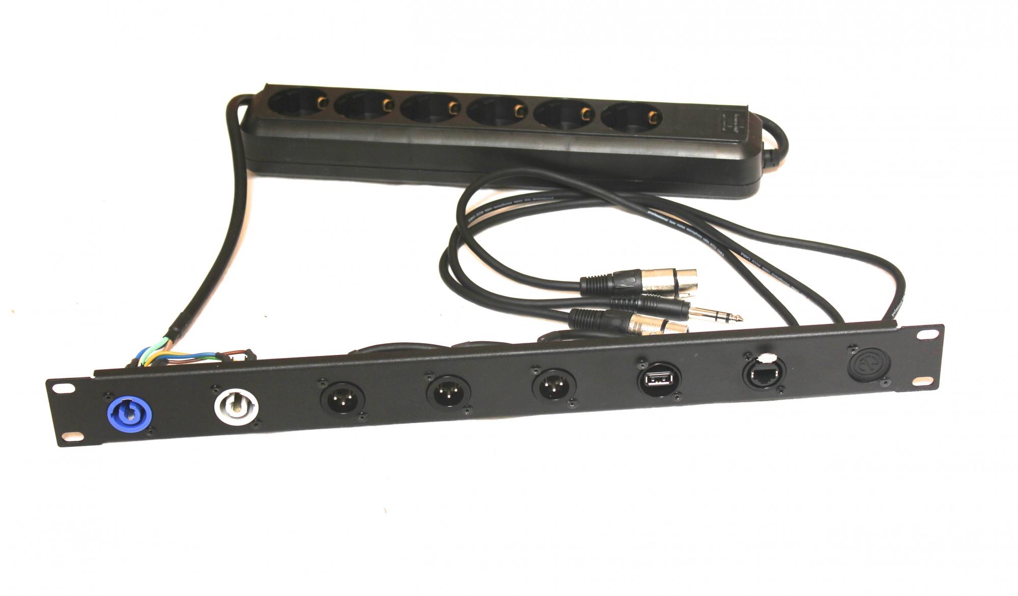 Image of   Custom Stikpanel MK2 til DJ Pult