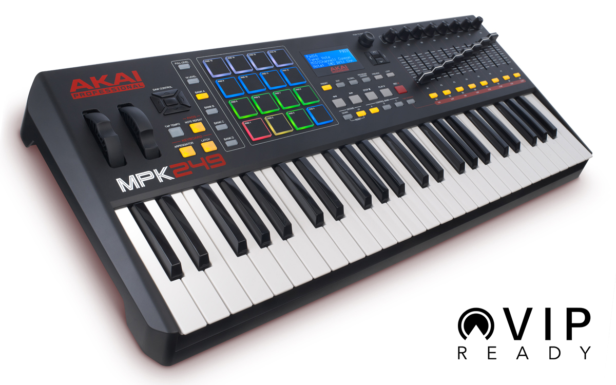 Image of   Akai MPK 249