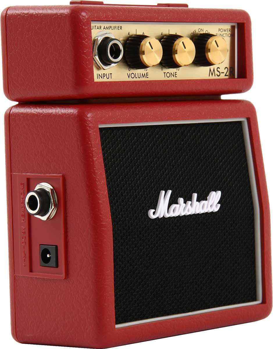 Marshall Micro Amp Red