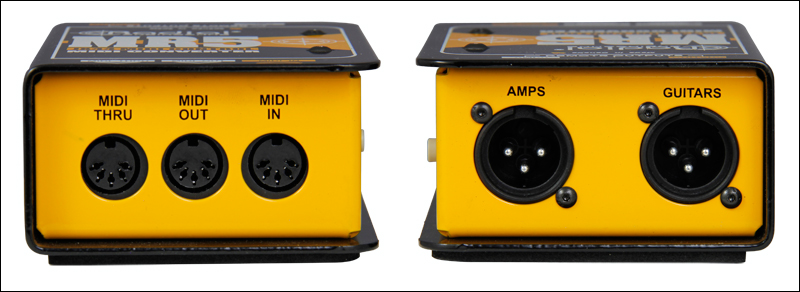 Image of   Radial Radial Mr5 - Midi Translator For Jx44, Converts Jr5 Remote Input From