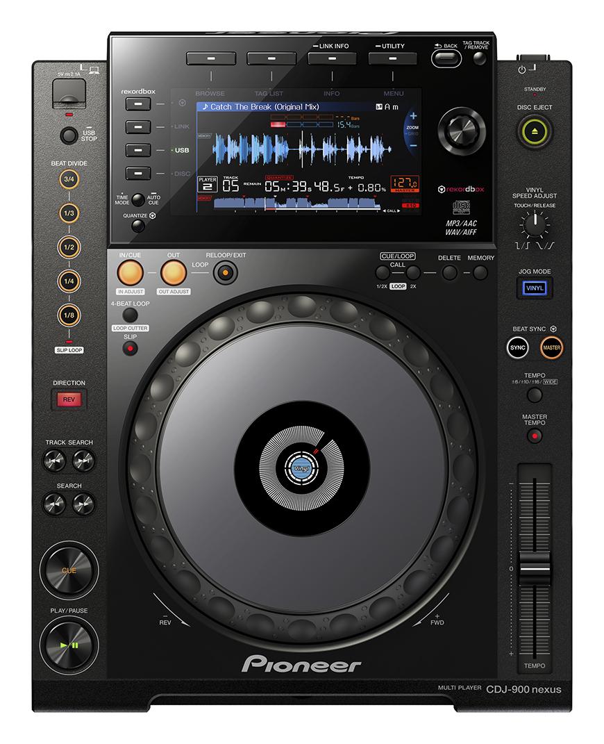 Image of   Pioneer CDJ-900 Nexus