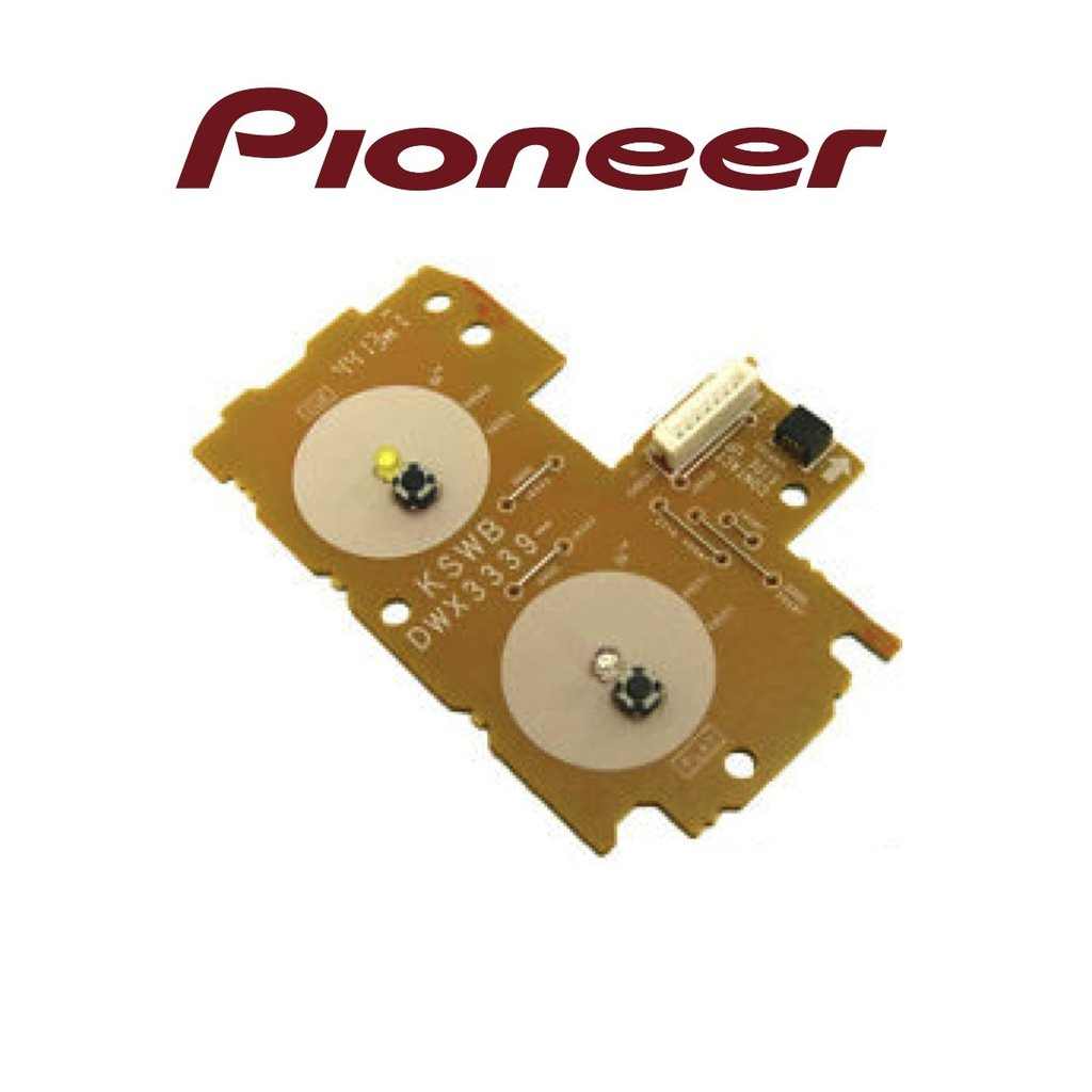 Image of   Pioneer Reservedel DWX3339 CONTROL ASSY