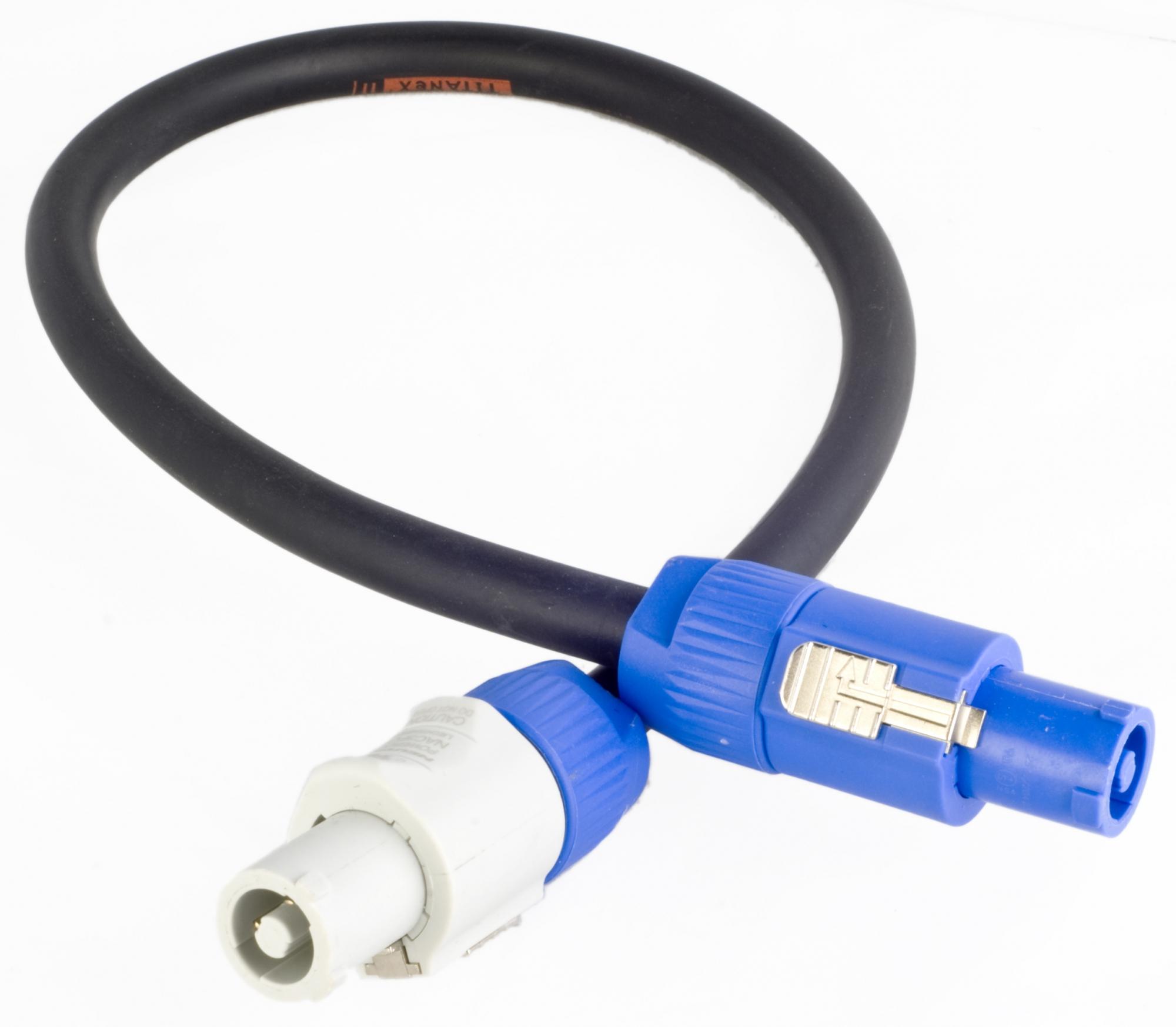 Image of   Powercon forlængerkabel 10 meter