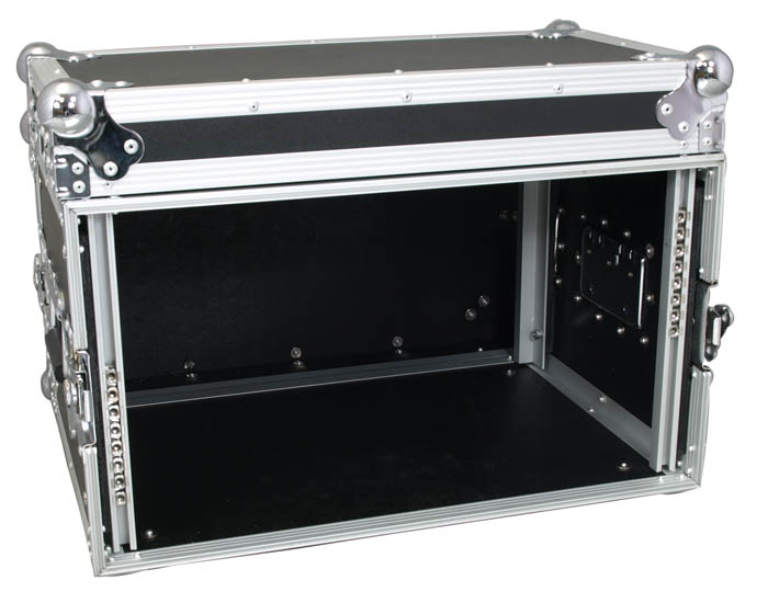 "Cobra 19"" 6U / 350 mm Rack Flightcase"