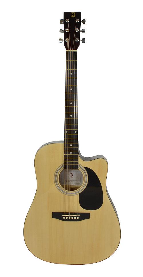 Bryce western guitar m. cutaway