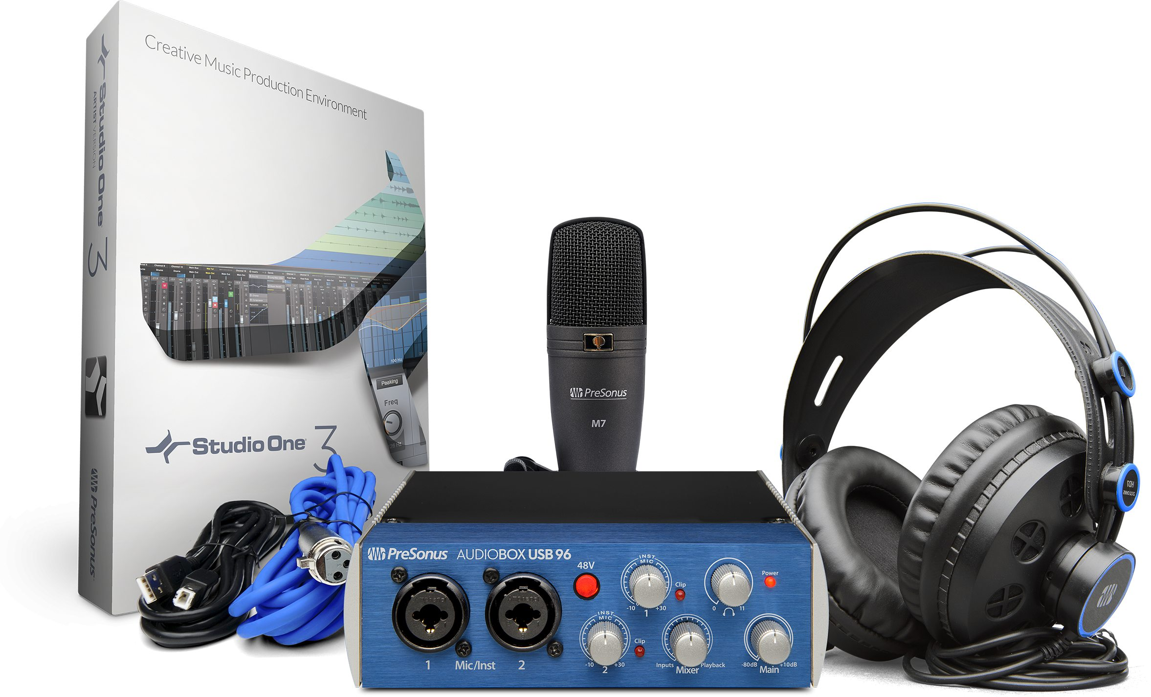 Image of   Presonus AudioBox USB 96 Studio
