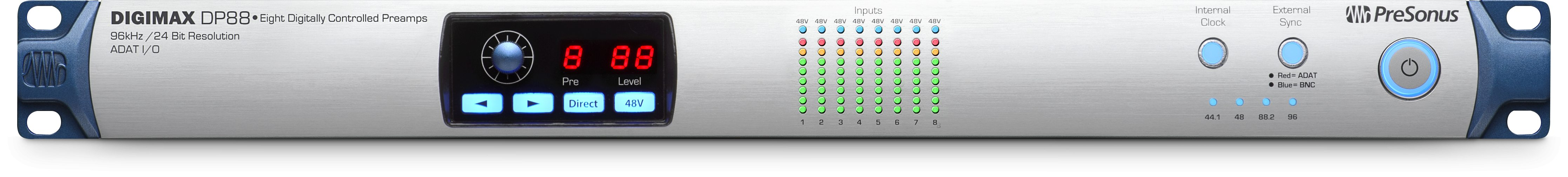 Image of   Presonus DigiMax DP88