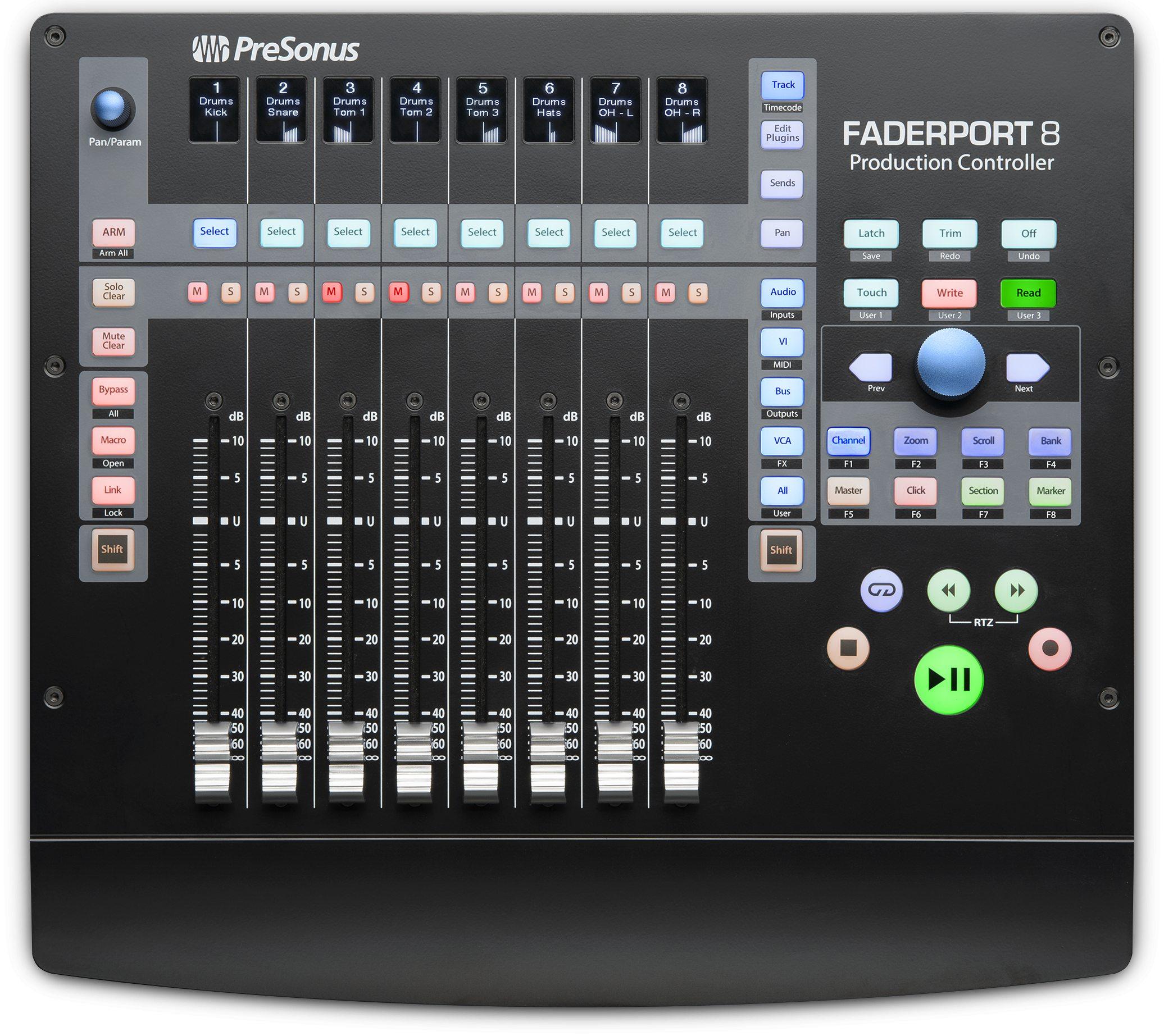MIDI-Controller