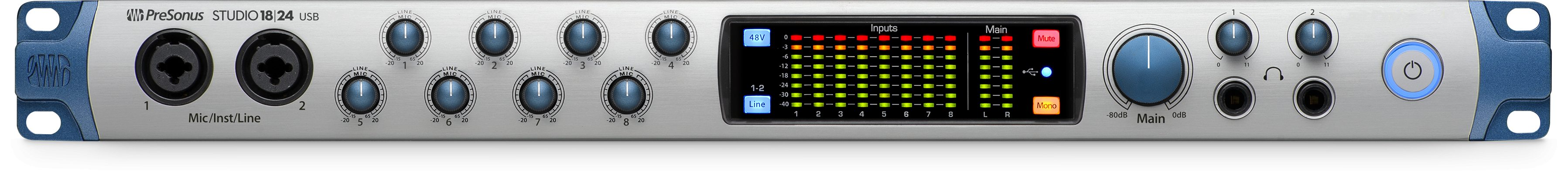 Image of   Presonus Studio 1824