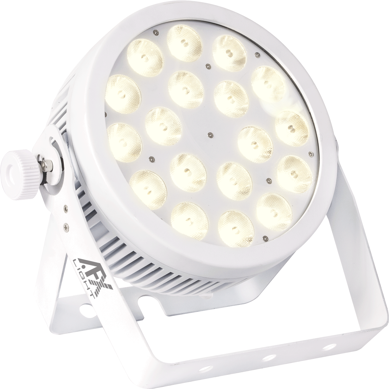 AFX LED Spot 18 x 6 Watt WW+CW