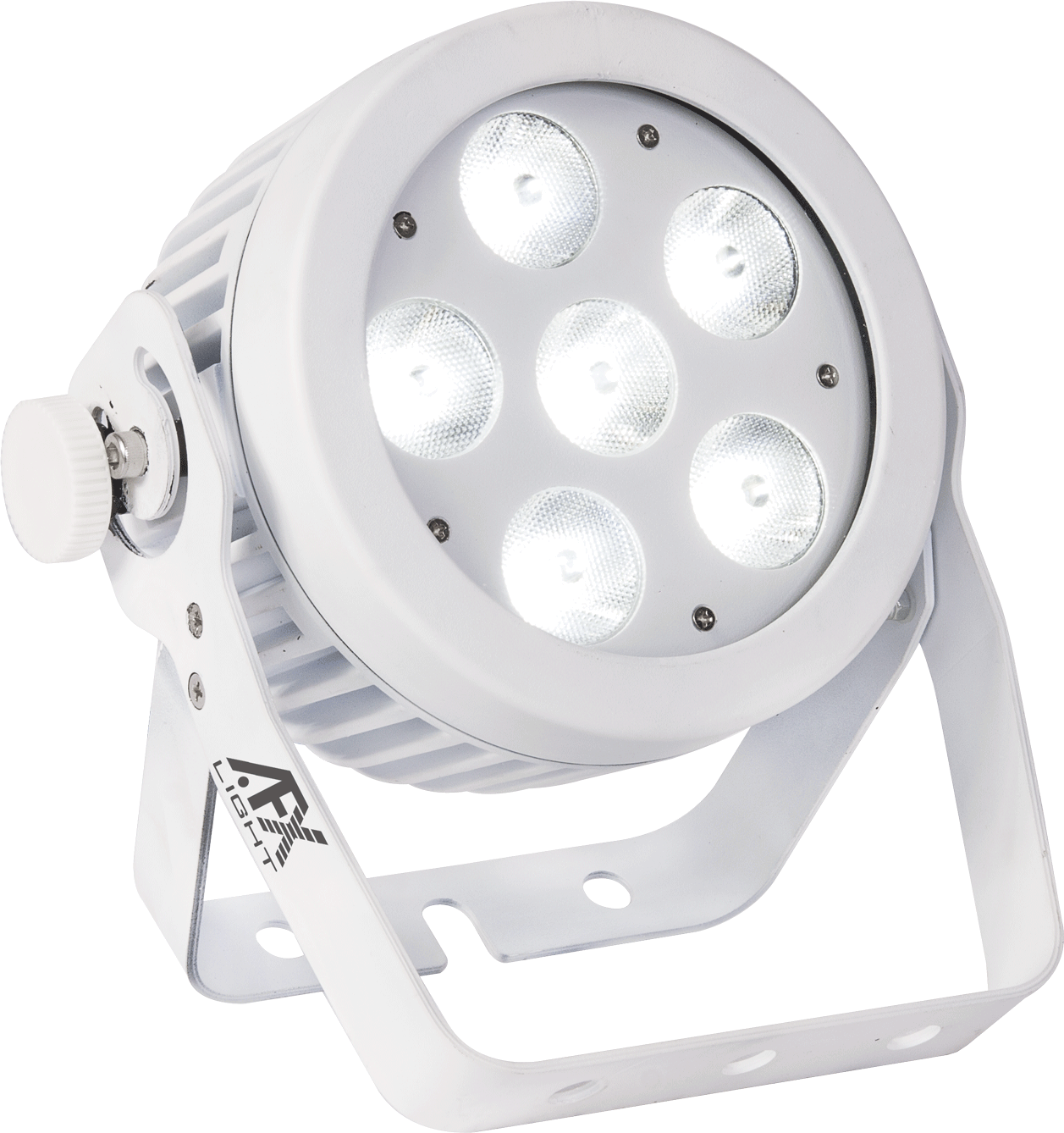 AFX LED Spot 6 x 6 Watt WW+CW
