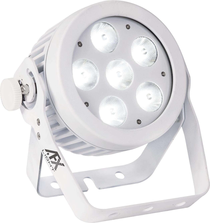 Image of   AFX LED Spot 6 x 6 Watt WW+CW