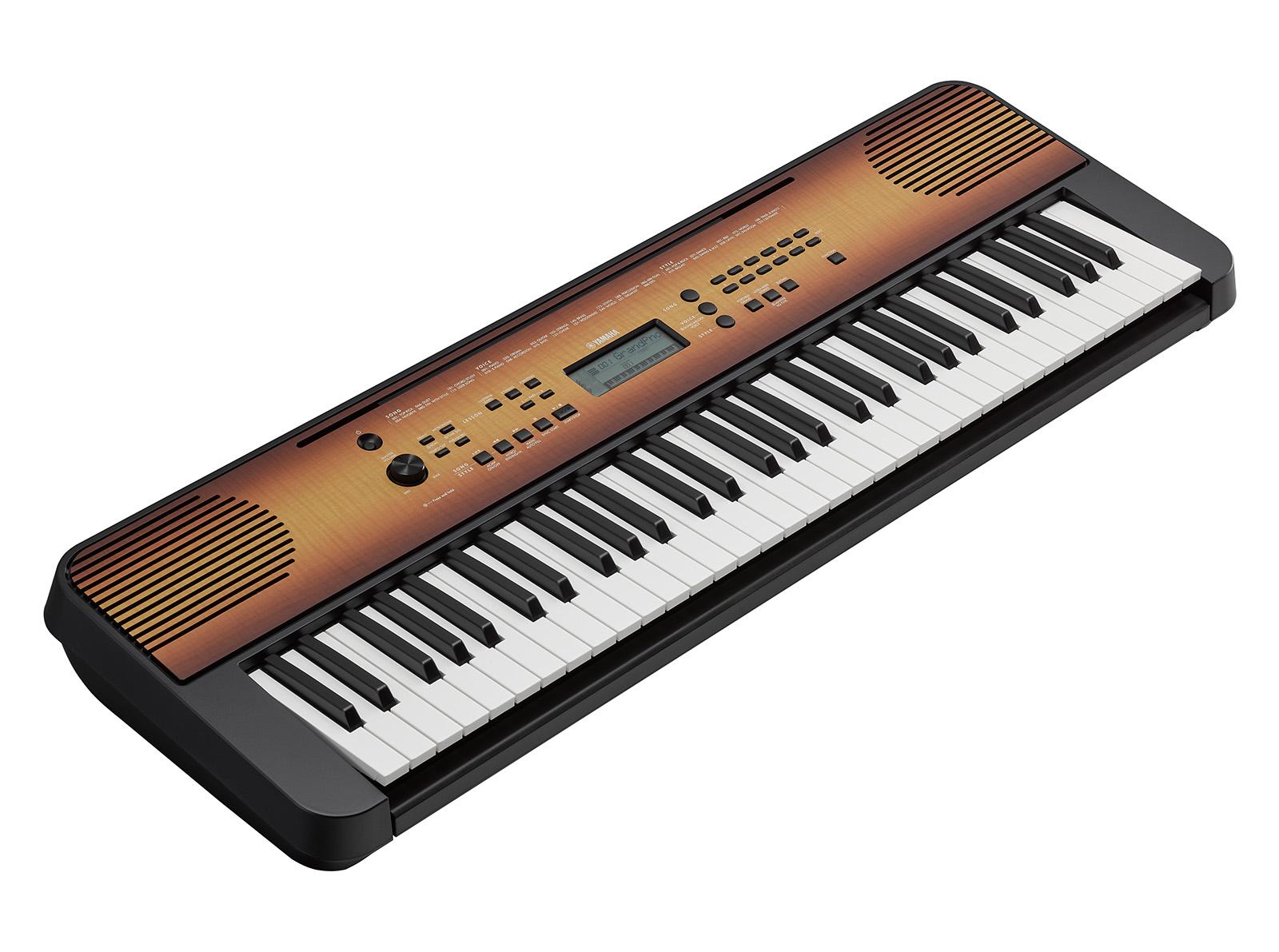 Yamaha PSR-E360MA Keyboard - ahorn