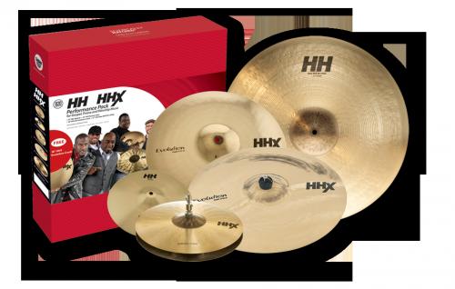 Sabian HH-HHX Praise & Worship Set Bækkenpakke