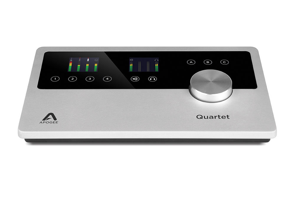 Image of   Apogee Quartet for iPad, Mac and Windows