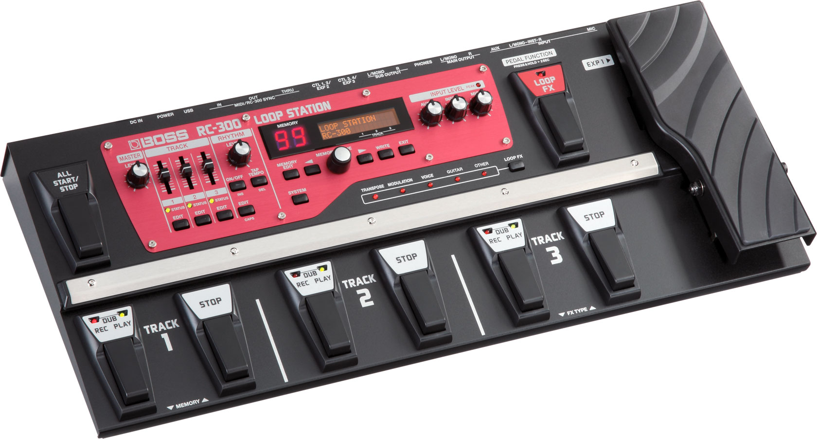 Image of   Boss RC-300