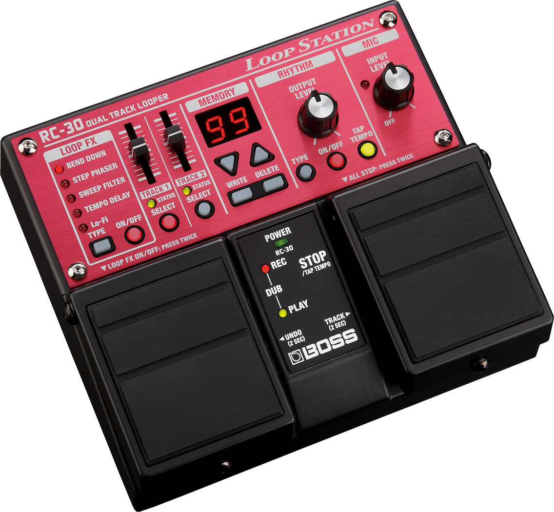 Image of   Boss RC-30