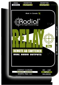 Image of   Radial Relay Xo