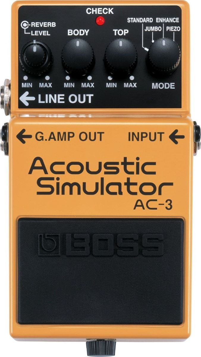 Image of   Boss AC-3