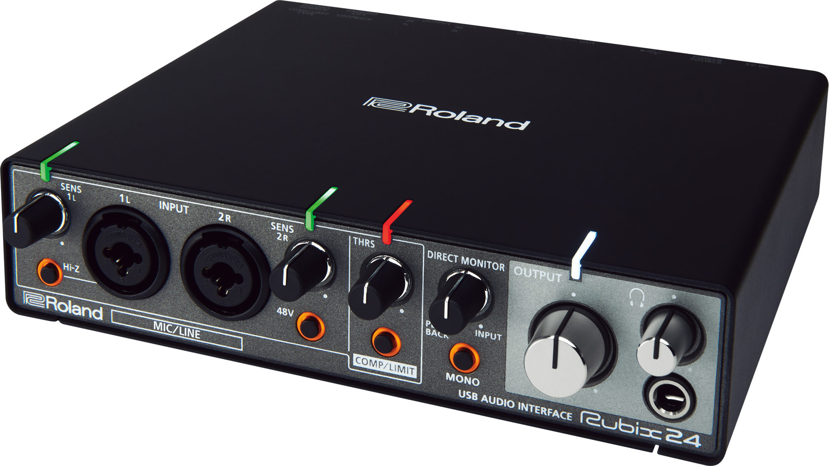 Image of   Roland Rubix24 USB Audio Interface