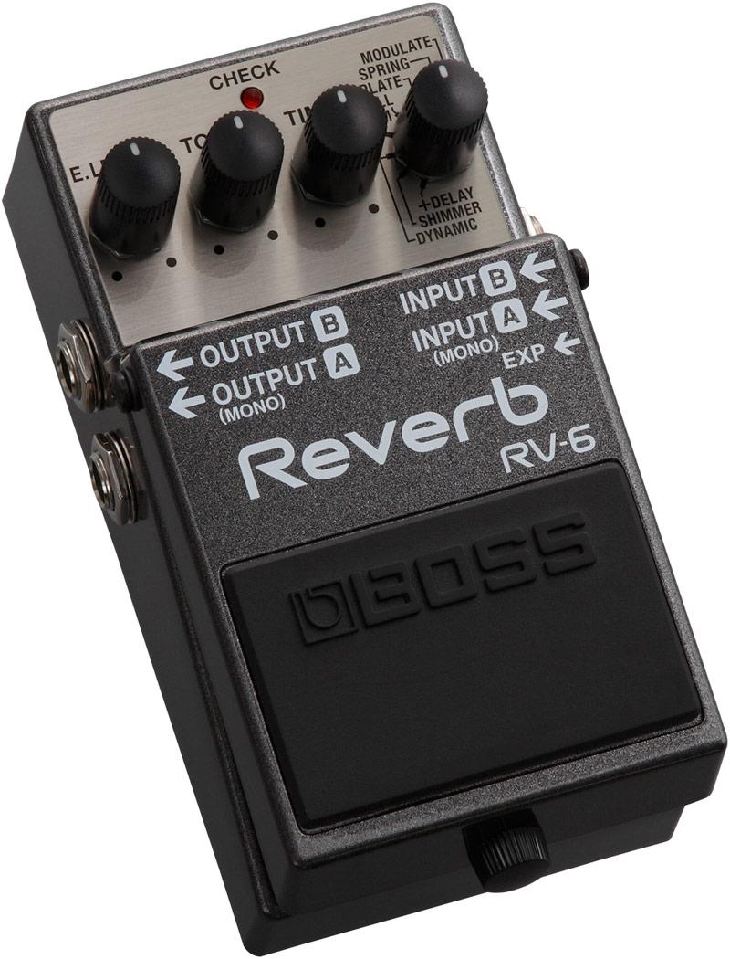 Image of   Boss RV-6