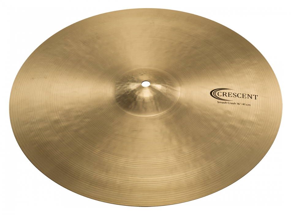 "Sabian 16"" Crescent Smash Crash"