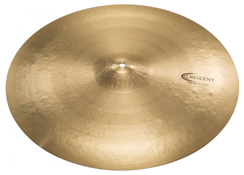 "Sabian 20"" Crescent Wide Ride"