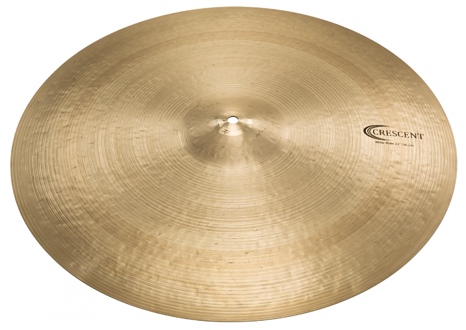 "Sabian 22"" Crescent Wide Ride"